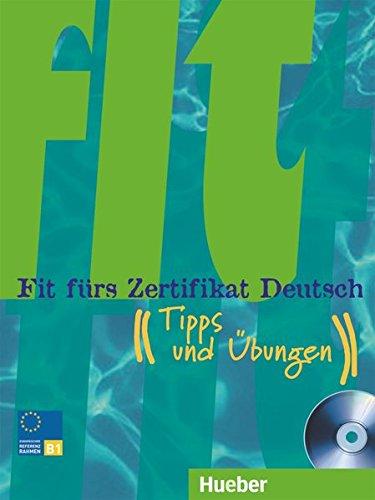 Fit Fürs Zertifikat Deutsch Lehrbuch Mit Integrierter Audio Cd