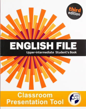 ENGLISH FILE 3E UP-INT SB CPT CODE GEN