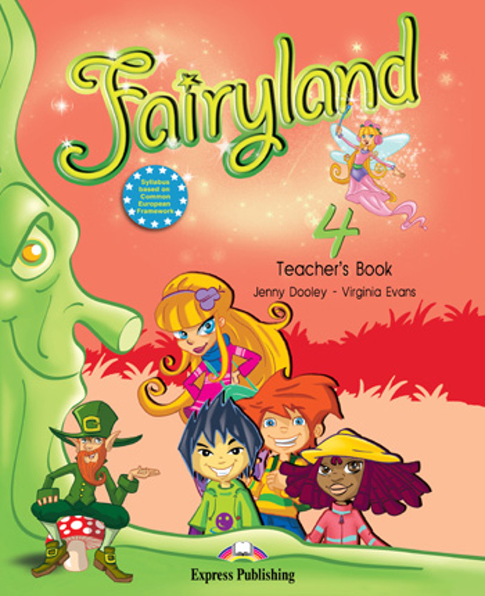 Fairyland 2 Teachers Book