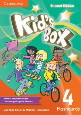 Kid's Box 2Ed 4 UPD Flashcards (pack of 103)