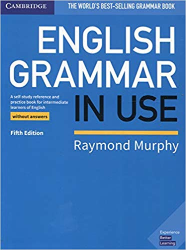 ENGLISH GRAMMAR IN USE 5th ED Book with Answers