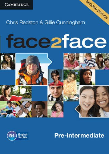 FACE 2 FACE  PRE-INTERMEDIATE 2nd ED Student's Book+DVD