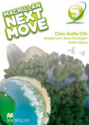 NEXT MOVE Starter  Class Audio CD