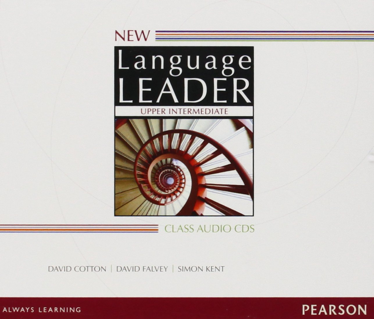 NEW LANGUAGE LEADER UPPER-INTERMEDIATE Audio CD