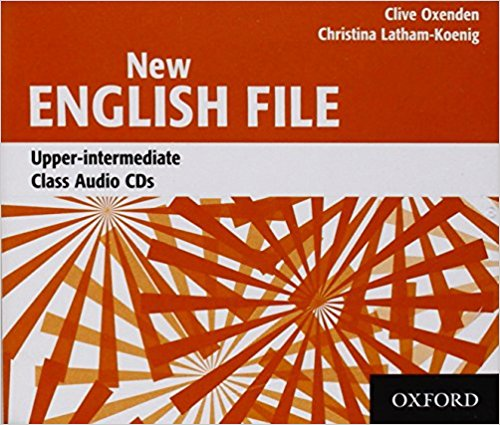 NEW ENGLISH FILE UPPER-INTERMEDIATE Audio CD