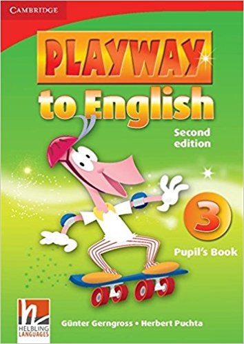 PLAYWAY TO ENGLISH 2nd ED 3 Pupil's Book