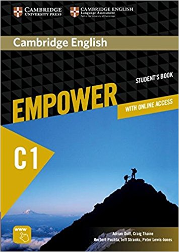 CAMBRIDGE ENGLISH EMPOWER ADVANCED Student's Book+Online Woorkbook