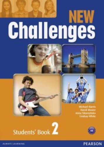 CHALLENGES NED 2 Student's Book