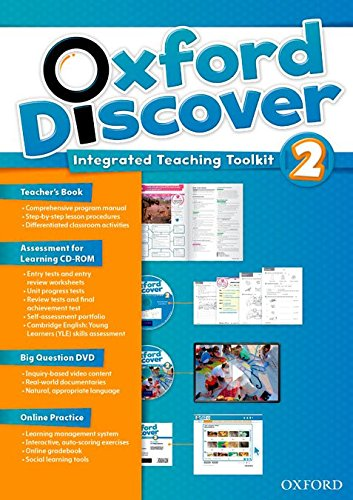 OXFORD DISCOVER 2 Itegrated Teaching Toolkit