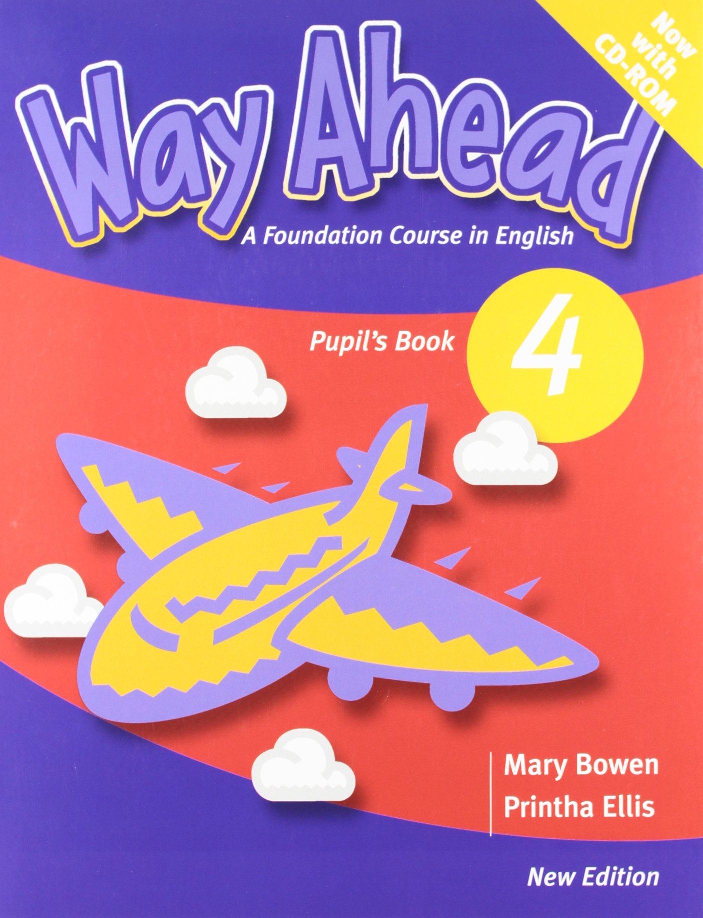 NEW WAY AHEAD 4 Pupil's Book + CD-ROM