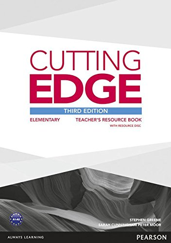 CUTTING EDGE ELEMENTARY 3rd ED Teacher's Resource Book+CD-ROM