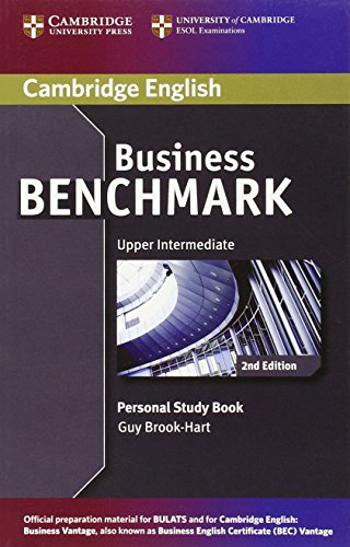 BUSINESS BENCHMARK UPPER-INTERMEDIATE 2nd ED BULATS and Business Vantage Personal Study Book