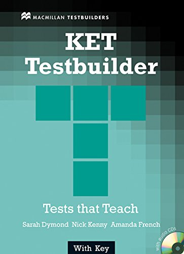 KET TESTBUILDER Student's Book with key + Audio CD