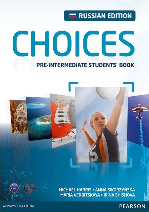 CHOICES Russia Pre-Intermediate Student's Book + Access Code