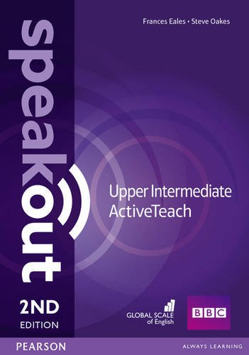 SPEAKOUT UPPER-INTERMEDIAETE 2nd ED Active Teach