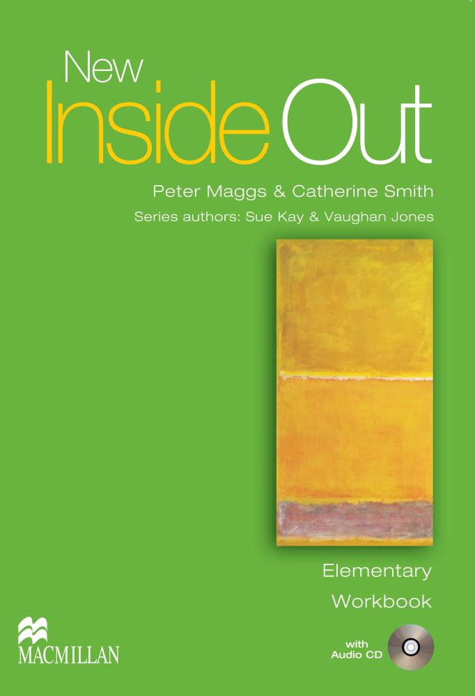NEW INSIDE OUT Elementary Workbook without Key + Audio CD
