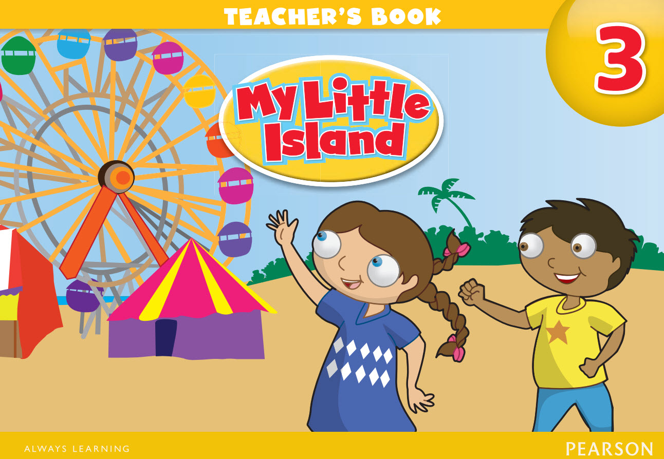 MY LITTLE ISLAND 3 Teachers Book