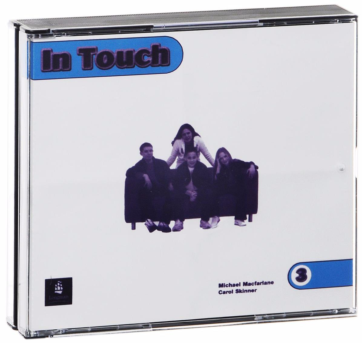 IN TOUCH 3 Class Audio CD (x4)