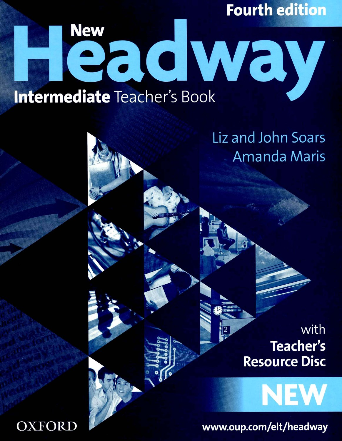 NEW HEADWAY INTERMEDIATE 4th ED Teacher's Book