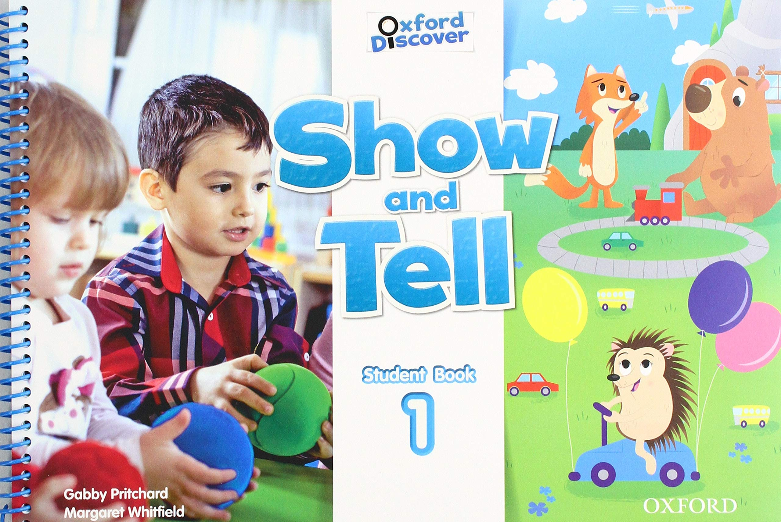 SHOW AND TELL 1 Class Book