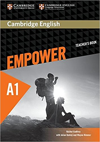 CAMBRIDGE ENGLISH EMPOWER STARTER Teacher`s Book