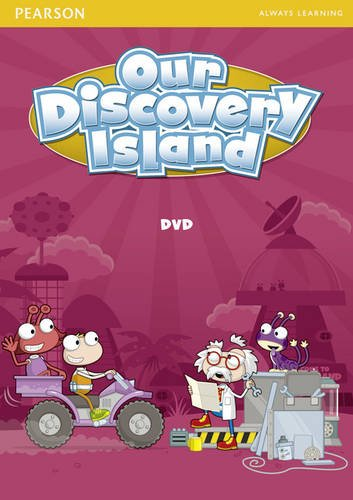 OUR DISCOVERY ISLAND 2 DVD