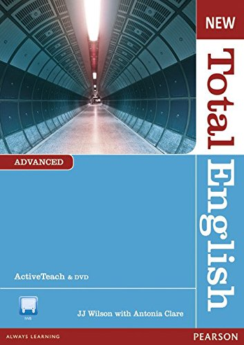 NEW TOTAL ENGLISH ADVANCED Active Teach