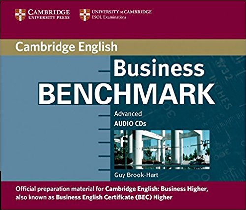 BUSINESS BENCHMARK ADVANCED BEC Higher ED Audio CD