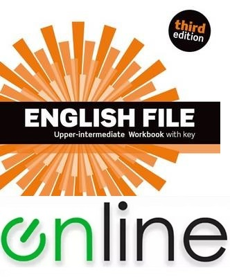 ENGLISH FILE UP-INT NEW     OnLine SKILLS PRACT WB $ *
