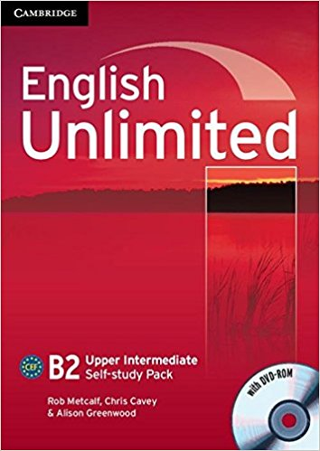 ENGLISH UNLIMITED UPPER-INTERMEDIATE Self-Study Pack + DVD-ROM