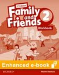 FAMILY AND FRIENDS 2  2ED WB eBook $ *
