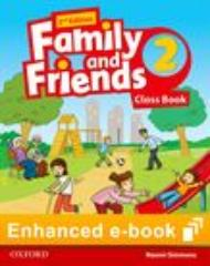 FAMILY AND FRIENDS 2  2ED CB eBook $ *