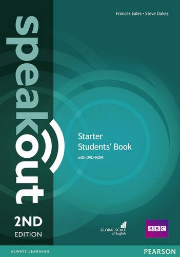 SPEAKOUT  STARTER 2d EDITION STUDENT'S BOOK + DVD-ROM