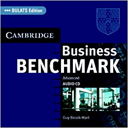BUSINESS BENCHMARK ADVANCED BULATS Class Audio CD
