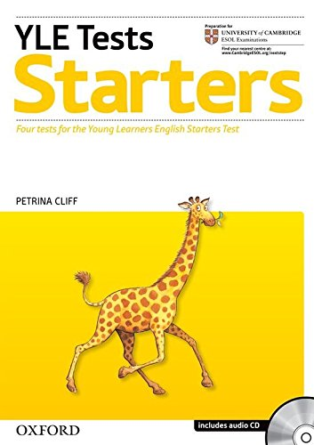 CAMBRIDGE YOUNG LEARNERS TEST STARTER Student's Book + Audio CD