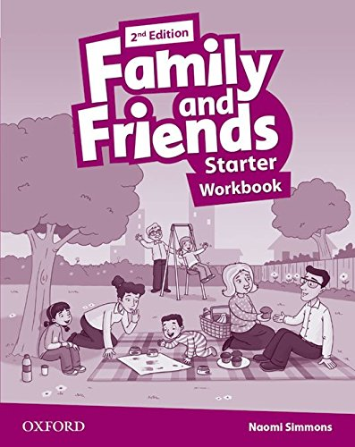FAMILY AND FRIENDS Starter 2nd ED Workbook