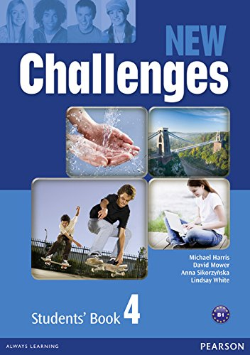 CHALLENGES NED 4 Student's Book