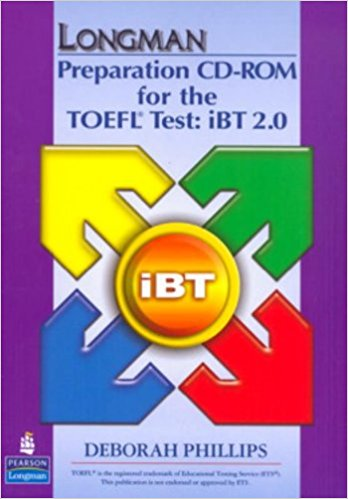 LONGMAN PREPARATION COURSE TO THE TOEFL TEST IBT  CD-ROM