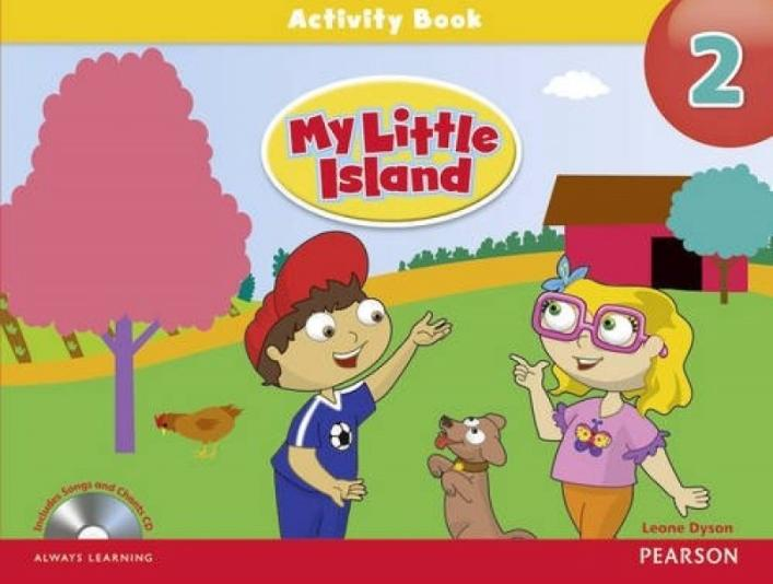 MY LITTLE ISLAND 2 Activity Book + Songs and Chants CD