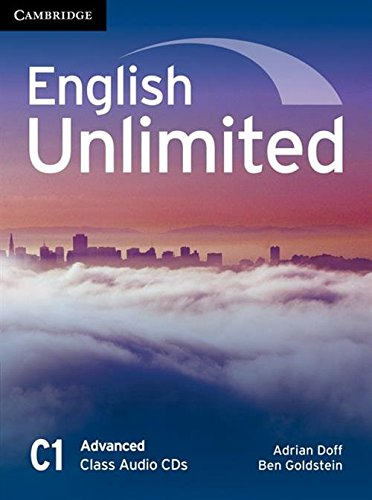 ENGLISH UNLIMITED ADVANCED Audio CD
