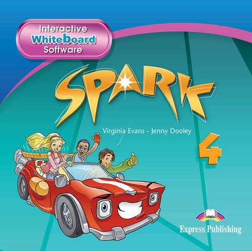 SPARK 4 (MONSTERTRACKER) Interactive Whiteboard Software