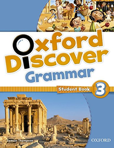 OXFORD DISCOVER 3 Grammar Student's Book