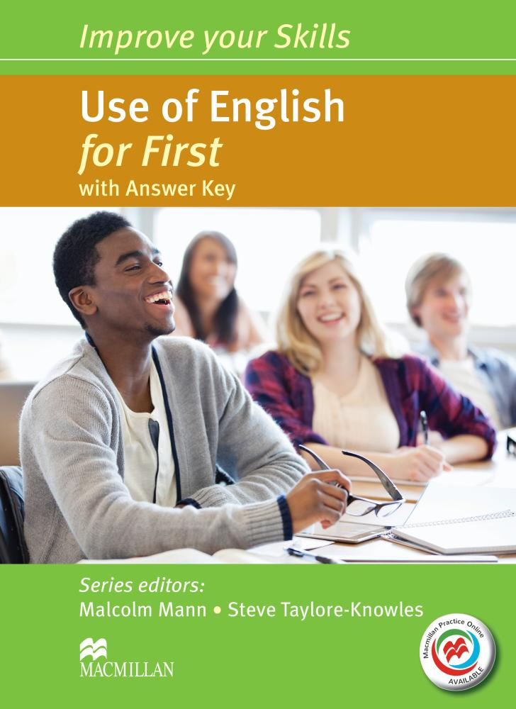 Improve Your Skills for First Use of English Student's Book with answers + online Pack