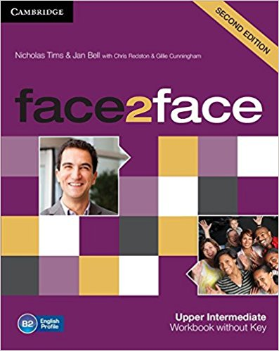 FACE 2 FACE UPPER-INTERMEDIATE 2nd ED Workbook witHout answers
