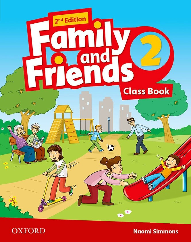 FAMILY AND FRIENDS 2 2nd ED Class Book