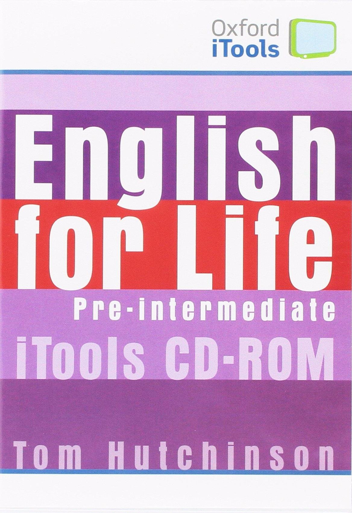 ENGLISH FOR LIFE  PRE-INTERMEDIATE  iTOOLS