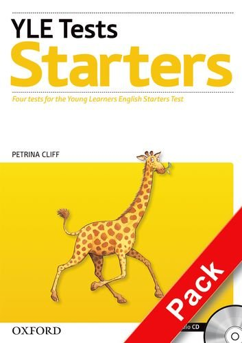 CAMBRIDGE YOUNG LEARNERS TEST STARTER Teacher's Book + Audio CD