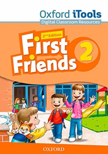 FIRST FRIENDS 2  2nd ED Itools