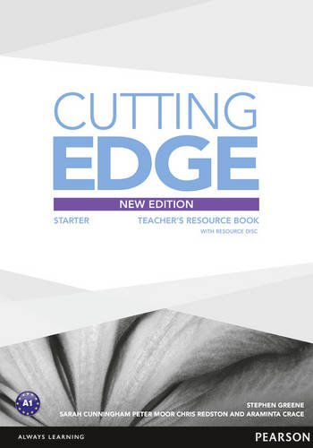 CUTTING EDGE STARTER 3rd ED Teacher's Resource Book+CD-ROM