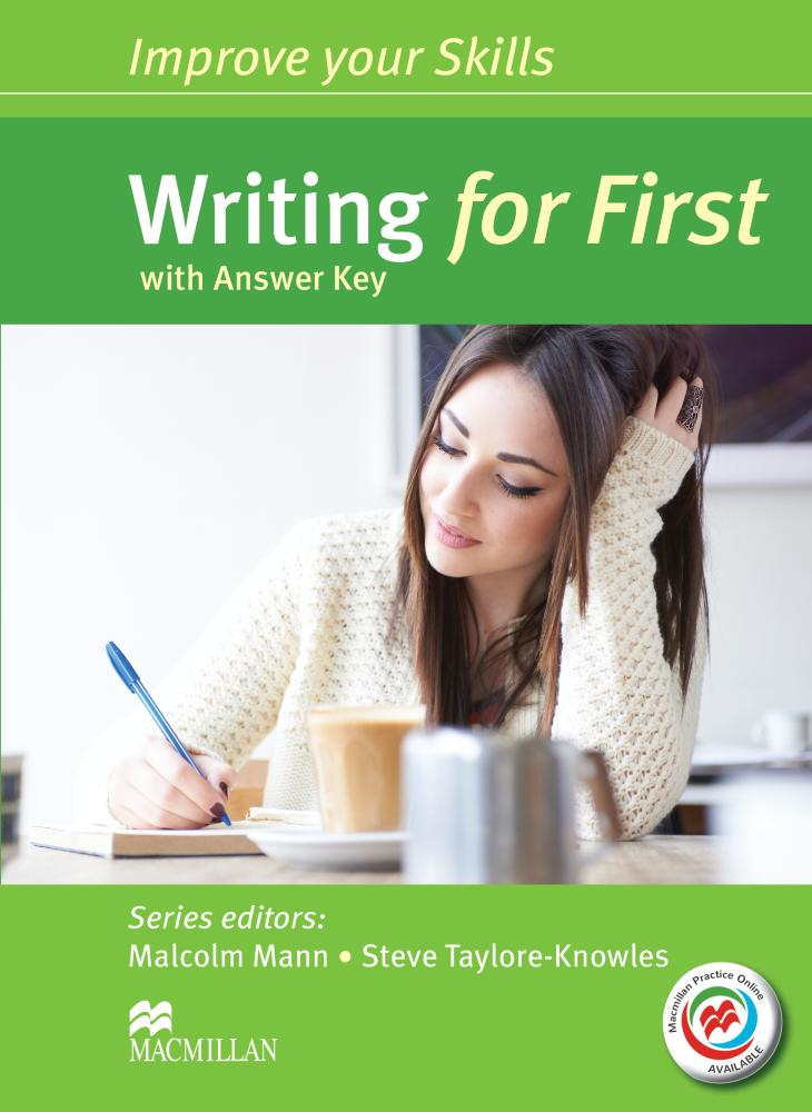 Improve Your Skills for First Writing Student's Book with answers+ online Pack